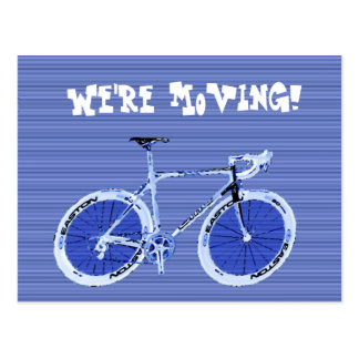 We're Moving! Postcard