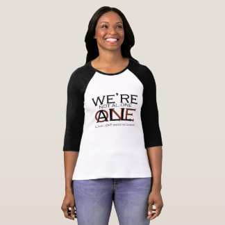 """We're Not Alone"" by Michael Crozz T-Shirt"