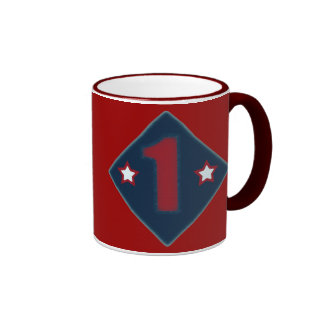 We're Number One Coffee Mugs