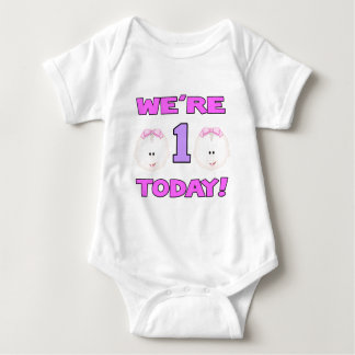 Were ONE Today GIRL/GIRL Shirt