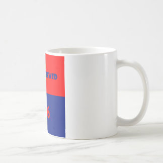 We're Screwed 2016 Mug
