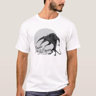 Wererat: Beware of the Full Moon T-Shirt
