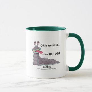 WereSlug Mug - Oddly appealing but warped