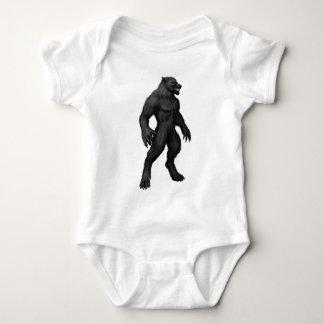 Werewolf #2 baby bodysuit