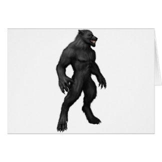 Werewolf #2 card