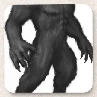 Werewolf #2 coaster