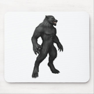 Werewolf #2 mouse pad
