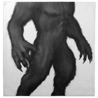 Werewolf #2 napkin