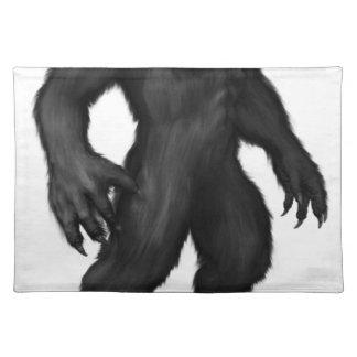Werewolf #2 placemat