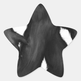 Werewolf #2 star sticker