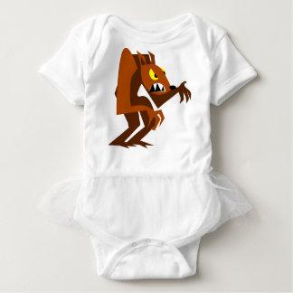 Werewolf Baby Bodysuit