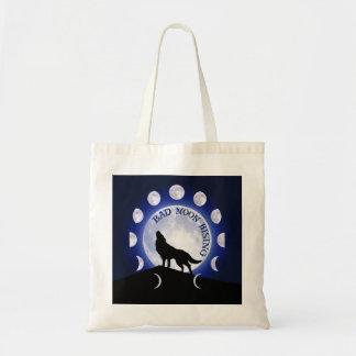 Werewolf Budget Tote Bag