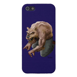 Werewolf case case for the iPhone 5