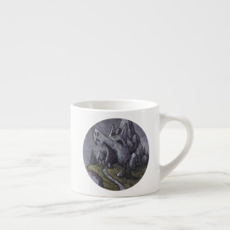 Werewolf Cavern Mini Mug from Unreal Estate