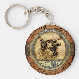 Werewolf Fur Keychains