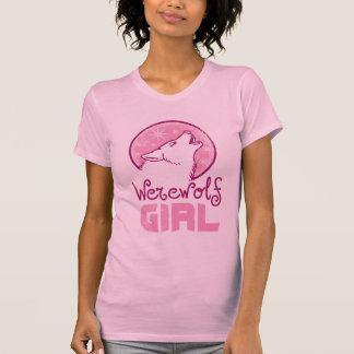 Werewolf Girl Two-fer T-Shirt