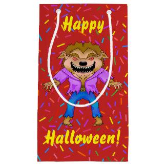 Werewolf Halloween Gift Bag