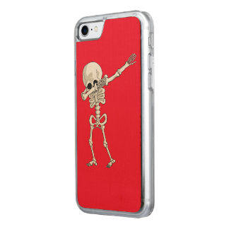 werewolf, Halloween, trick or treats, dabbing, dab Carved iPhone 8/7 Case