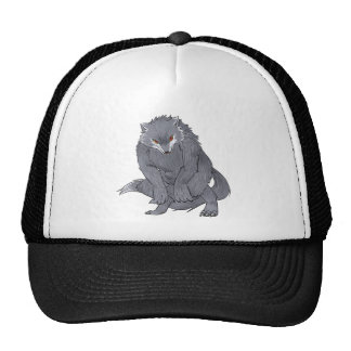 Werewolf Trucker Hats
