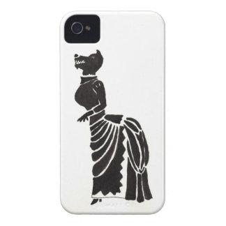 Werewolf In A Fancy Dress Case-Mate iPhone 4 Cases