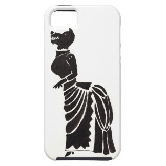 Werewolf In A Fancy Dress iPhone 5 Covers