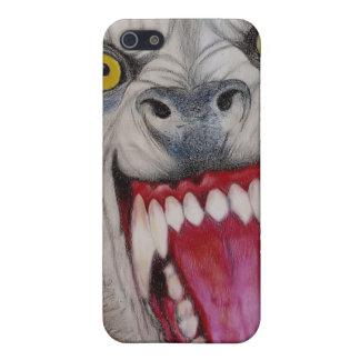 Werewolf iPhone 5/5S Case
