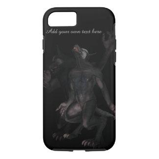 Werewolf iPhone case