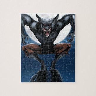 Werewolf Jigsaw Puzzle