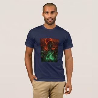 Werewolf Killing Alien T-Shirt