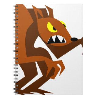 Werewolf Notebooks