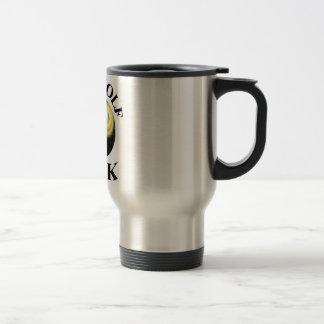 Werewolf pack travel mug