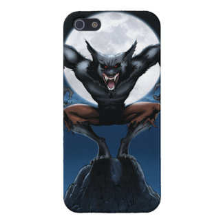 Werewolf phone cover iPhone 5/5S cases