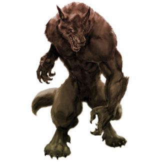 'Werewolf' PhotoSculpture/Cut outs Standing Photo Sculpture