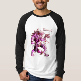 Werewolf Pink T-Shirt
