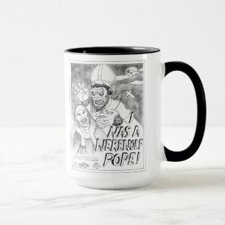 Werewolf Pope Mug