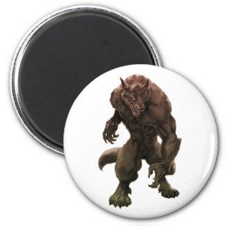 Werewolf Refrigerator Magnets