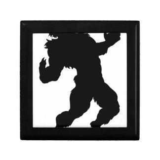 Werewolf Silhouette Gift Box