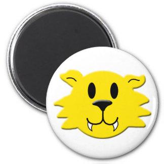 Werewolf Smiley Magnet