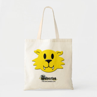 Werewolf Smiley Tote Bag