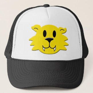 Werewolf Smiley Trucker Hat