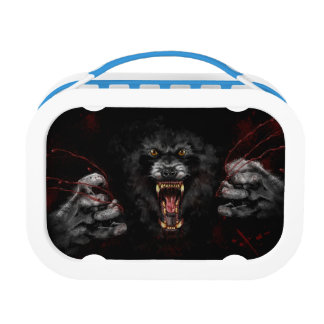 Werewolf Tearing Out Your Heart Lunchboxes