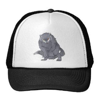 Werewolf Trucker Hats