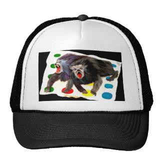 Werewolves with a Twist Trucker Hat