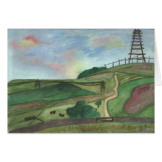 Werneth low view card