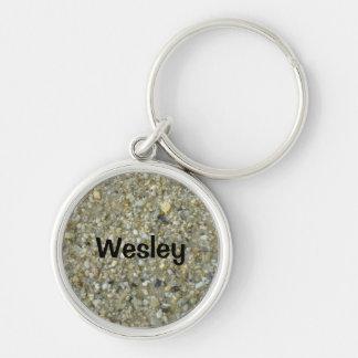 Wesley - Seashell Keychain