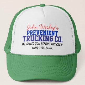 Wesley's Trucking Co. Trucker Hat