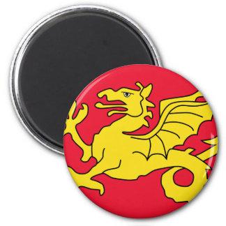 Wessex, United Kingdom flag Magnet