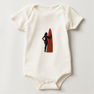 West Bay Florida Baby Bodysuit