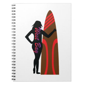 West Bay Florida Note Books