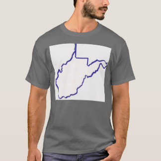 "west by god 2,  West , Virginia,   ""By God"" T-Shirt"